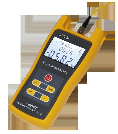 JW3208 基础型手持式光功率计